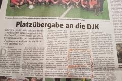 """""""Alte Herren"""" spenden für Theo"""
