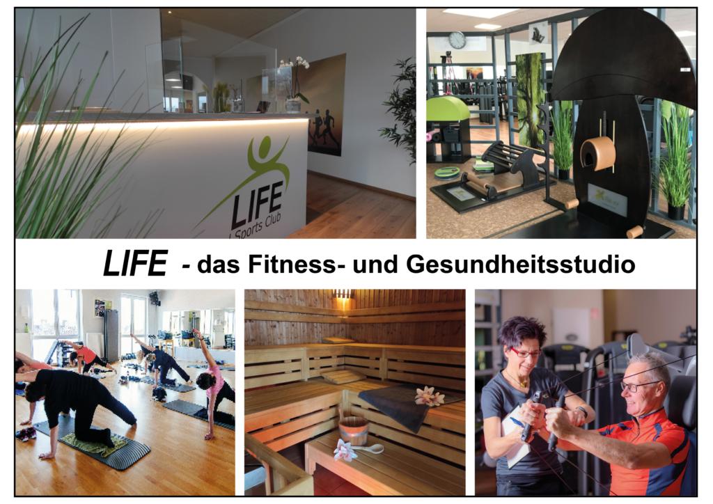 Life Fitnessstudio Fröndenberg